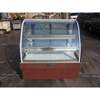 Leader 4ft Refrigerated Bakery Case Model MCB-48SC Used As Demo 1 Week Mint Condition