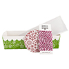 Simply Baked by Christy Designs Disposable Loaf Pan Holiday Set, Green