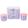 Simply Baked Late Spring Lilac Cup Set, Pack of 24