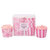 Simply Baked Late Spring Pink Cup Set, Pack of 24