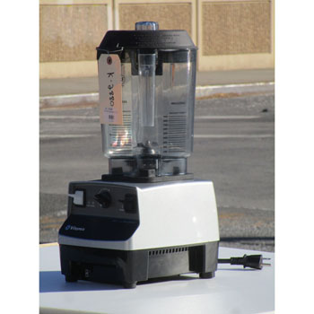 Vitamix Drink Blender VM0100A 32 Oz - 5086, Great Condition
