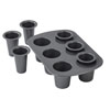 Wilton Cookie Shot Glass Pan Set