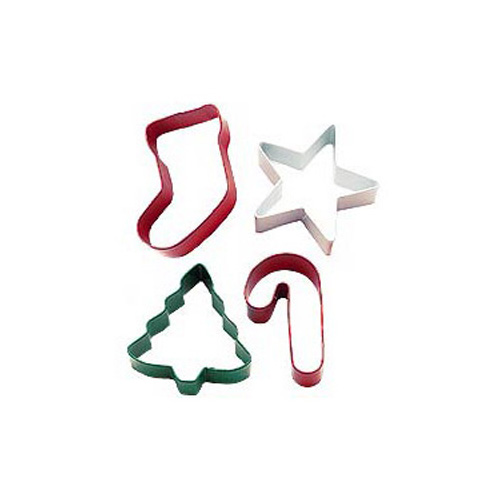Wilton Jolly Shapes Metal Cutter Set
